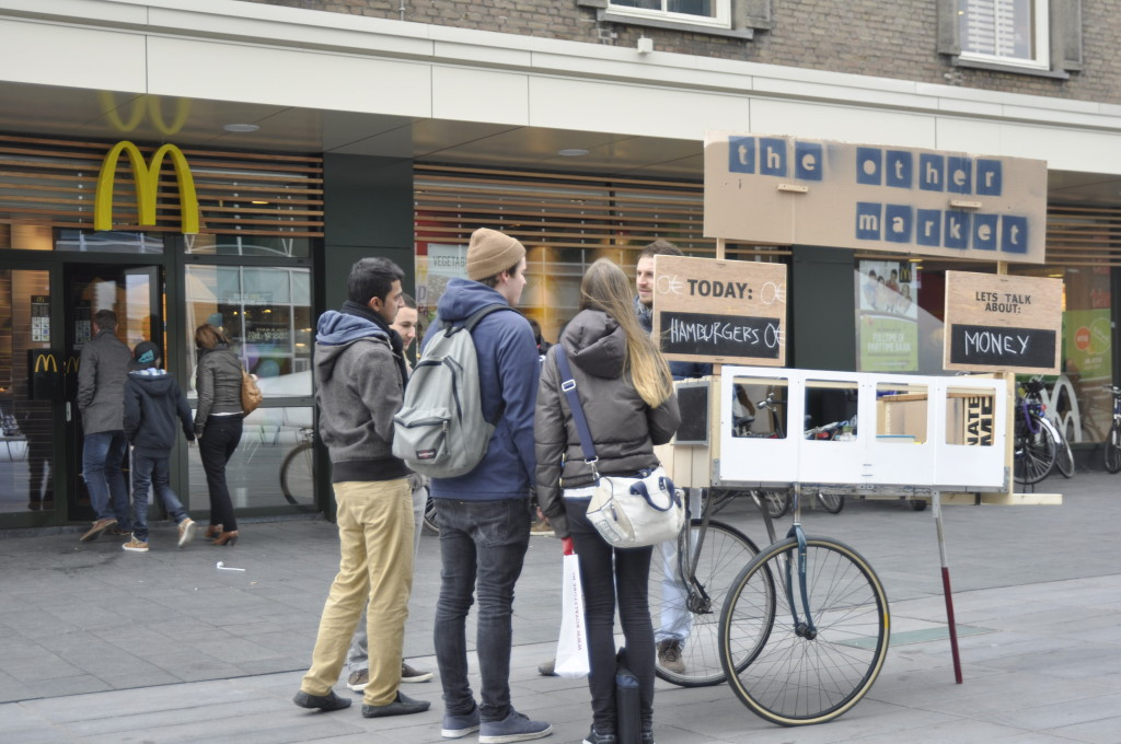 Hamburgers for 'money' (value) - April 5 (2013), Eindhoven